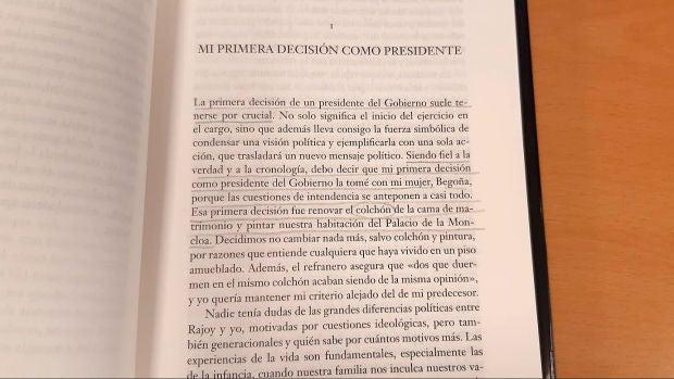 La primera decisión que tomó Pedro Sánchez como presidente: cambiar el colchón de La Moncloa