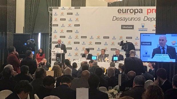 La Supercopa se jugará fuera de España y podrían disputarla cuatro equipos