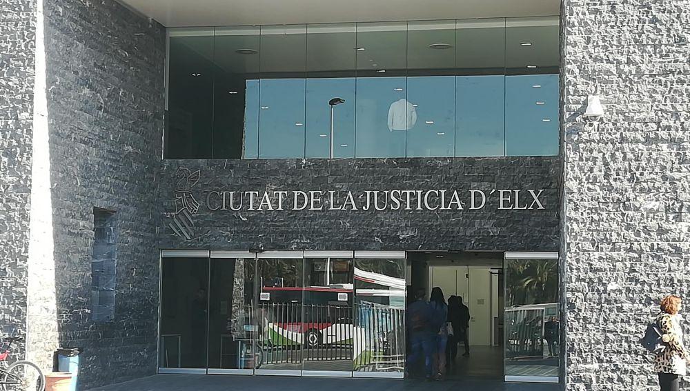 Ciudad de la Justicia de Elche.