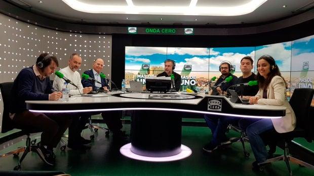 La España que madruga: Rodríguez Braun celebra que Carlos Alsina da bien la hora