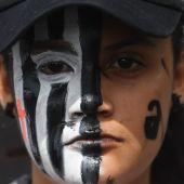 Manifestación a favor del aborto en El Salvador