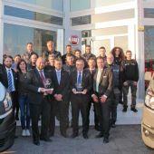 Fiat Professional de España en 2018 por segundo año consecutivo