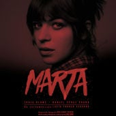 Cartel Cortometraje Marta