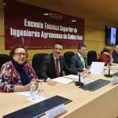 Martínez Arroyo ha dado una conferencia sobre el agua