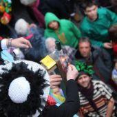 Txupinazo de los carnavales de Tolosa 2019