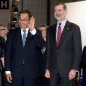 Los Reyes inauguran ARCO