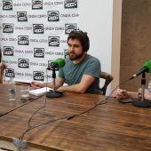 Julia Otero, Blas Moreno y Fernando Arancón