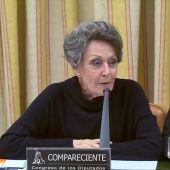 """Rosa María Mateo, a Ciudadanos: """"Son más antipáticos desde que tienen un pacto de gobierno con el PP"""""""