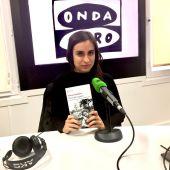 María Sánchez, autora del libro 'Tierra de mujeres'