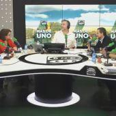 VÍDEO de la entrevista completa a Soraya Rodríguez y Sergio Pascual en Más de uno