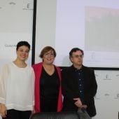 """Zamora, Olmedo y García Fenoll han presentado el proyecto de rehabilitación de """"La Ferroviaria"""""""