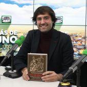 Daniel Ramírez presenta 'Eusebius, Capitán de La Nave de Baco'