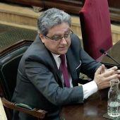 El exdelegado del Gobierno en Cataluña, Enric Millo