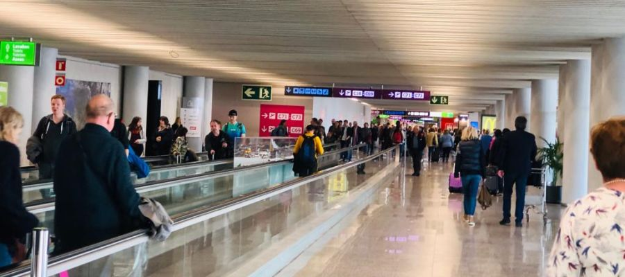 Aeropuerto de Son Sant Joan de Palma