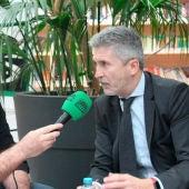 Carlos Alsina con Fernando Grande-Markaska