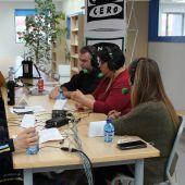 profesores y padres del colegio Miramadrid