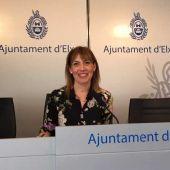 Teresa Maciá, concejala de Bienestar Social en el Ayuntamiento de Elche