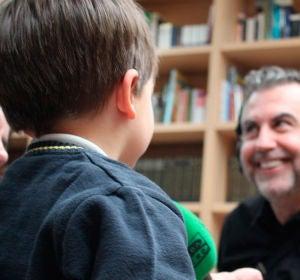 ¿Qué es un ministro para los niños de cuatro años?