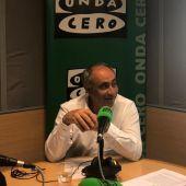 Carlos Sáez en Alcalá de Henares en la onda