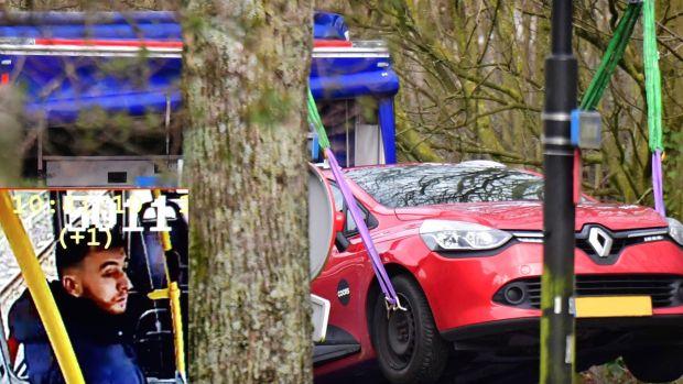 La Fiscalía mantiene la hipotesis terrorista en el ataque de Utrecht tras hallar una carta en un coche