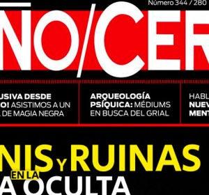 Revista Año Cero: Los poltergeist de fuego
