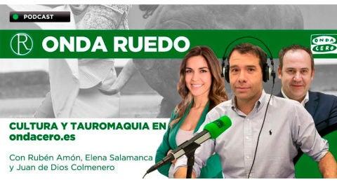 Onda Ruedo, podcast de tauromaquia de ondacero.es