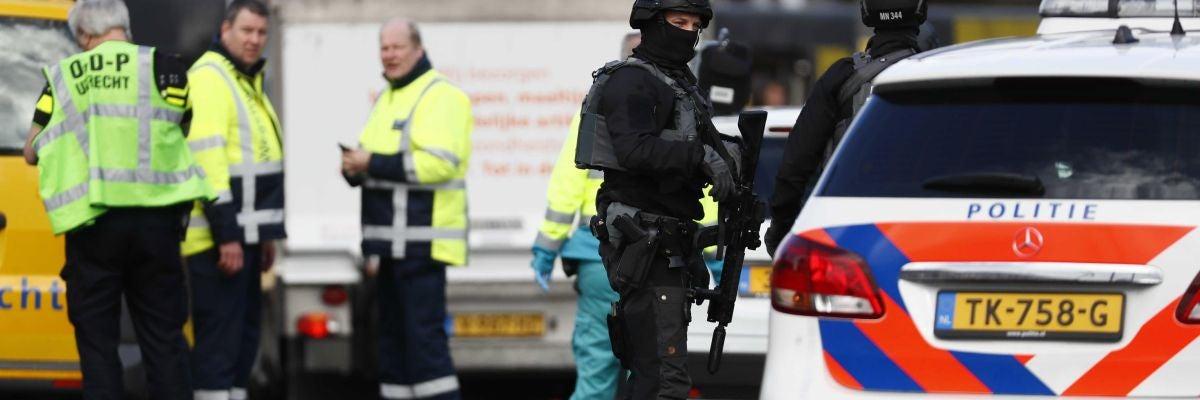 Varios heridos en un tiroteo en un tranvía en Utrecht
