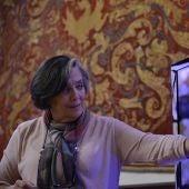 Olga García, concejala de Patrimonio