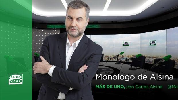 """Monólogo de Alsina: """"Un sector de Esquerra está deseando que Sánchez diga qué bonito es Pedralbes para hacerle presidente de nuevo"""""""