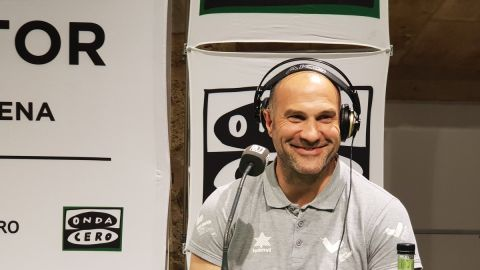 Manolo Martínez recuerda cómo puso en peligro la clasificación para la final en los JJOO de Atenas 2004