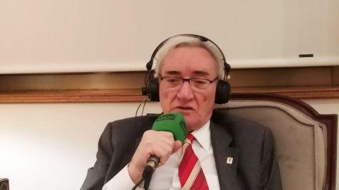 """Luis del Olmo: """"No tuve miedo por la amenaza de ETA aunque hubo un momento que pude marchar a Buenos Aires"""""""