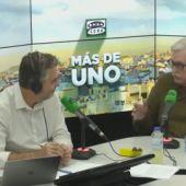 VÍDEO de la entrevista completa a Manuel Monereo en Más de uno