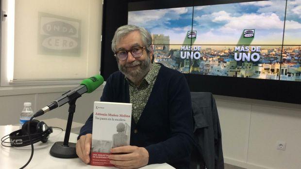 """Antonio Muñoz Molina: """"En un siglo tendrán una mirada bastante crítica cuando recuerden cómo tratamos a los animales"""""""