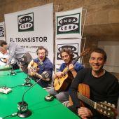 Café Quijano en El Transistor
