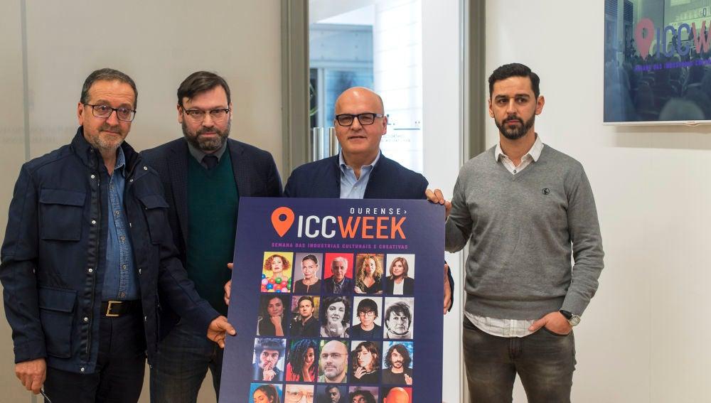 Presentación da ICC Week
