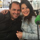 Joaquín Núñez y Noemí Ruiz atienden a Málaga en la Onda