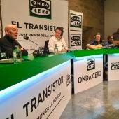 La familia Quijano en El Transistor