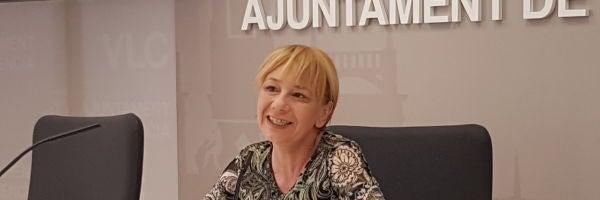 """Pilar Soriano: """"Hemos conseguido nuestro objetivo, que la ciudad estuviera limpia a las 8 de la mañana""""."""