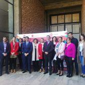 """Valdepeñas ha acogido la iniciativa """"Conecta 19"""""""