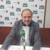 Francisco Fernández-Bravo, durante la entrevista en Onda Cero Ciudad Real