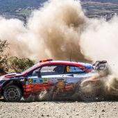 WRC Dani Sordo/Carlso del Barrio