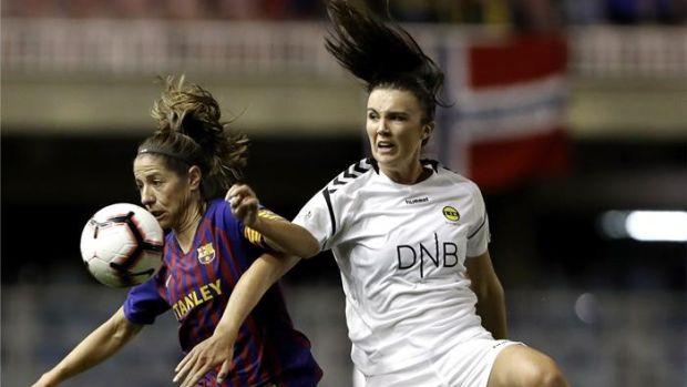 """Vicky Losada: """"Los que dicen que el fútbol es de hombres son los que nunca ven fútbol femenino"""""""