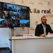 L´alcalde anuncia l´agermanament entre Vila-real i el municipi de Torrehermosa.