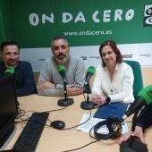 Debate con Ana Arabid (PSOE), Vicente Granero (PP), Fernado Durá (ilicitanos por Elche) y el profesor José Ruiz