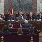 Juicio del 'procés' en el Tribunal Supremo