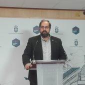 David Serrano, concejal de Movilidad y Seguridad