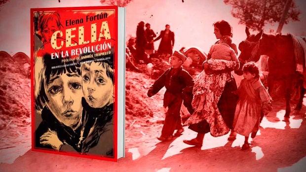 Celia en la Revolución, ficción sonora de Carlos Alsina basada en la novela de Elena Fortún
