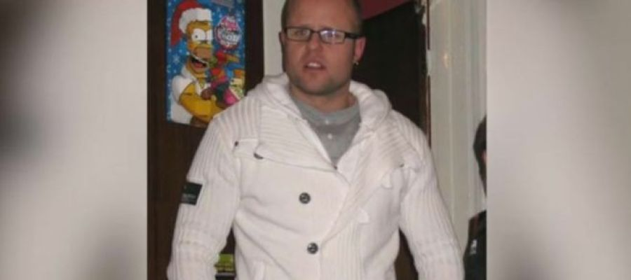 Lee Taylor, el hombre que atropelló a 11 adolescentes