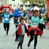 Unas 1.200 personas han participado en la Carrera de la Mujer de Ciudad Real