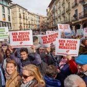 La 'Revuelta de la España vaciada': entre 50.000 y 100.000 personas reclaman en Madrid medidas contra la despoblación